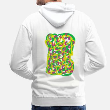 Graphic Art graphic art spring - Männer Premium Hoodie