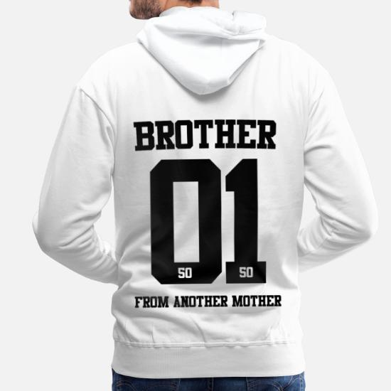 BROTHER FROM ANOTHER MOTHER 01 Männer Premium Hoodie