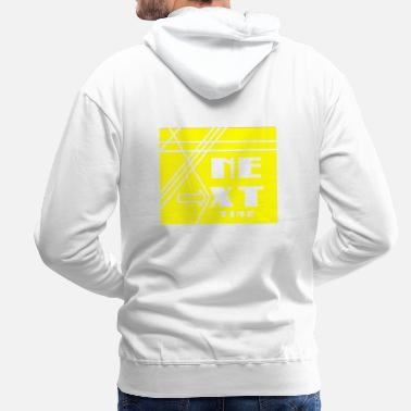 next time - Men's Premium Hoodie