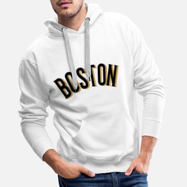 Boston - United States - Men's Premium Hoodie