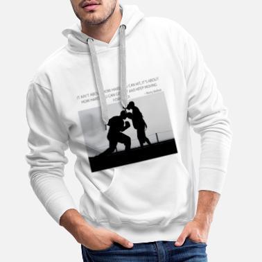 Sweatshirt Mit Kapuze Rocky Balboa Hoodie