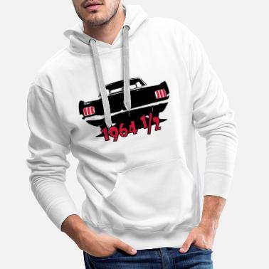 Hot Rod 1964 1/2 - Men's Premium Hoodie