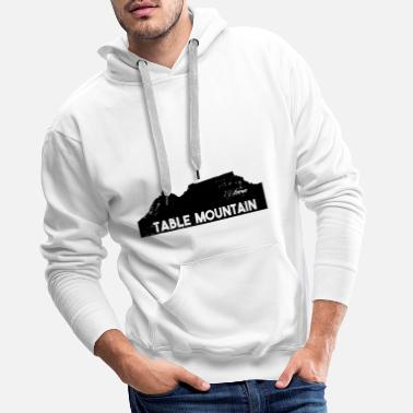 Table Mountain Cape Town - Men's Premium Hoodie