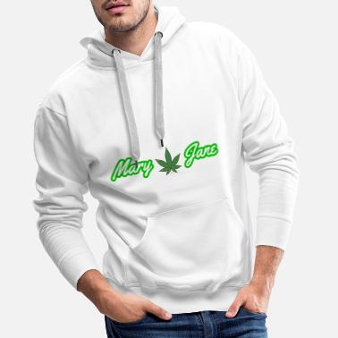 Marie Jane Mary Jane - Men's Premium Hoodie