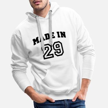 Beautees mp_madein29a - Men's Premium Hoodie