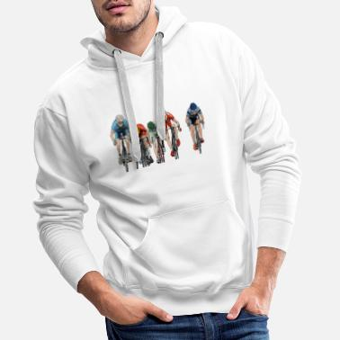 Bicycle cycling - Men's Premium Hoodie