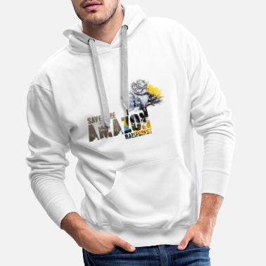 Mother Save The Amazon Rainforest - Men's Premium Hoodie
