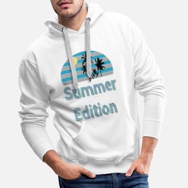 Awesome Summer Edition - summer / trend / cool - Men's Premium Hoodie