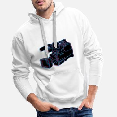 Video Video Kamera - Men's Premium Hoodie