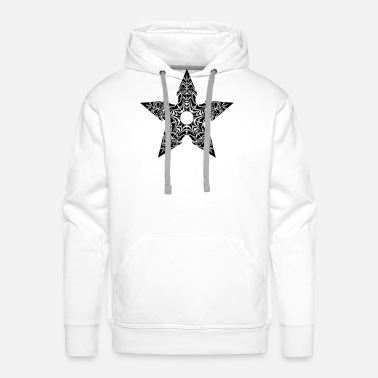 Ninja étoile Stylisé T shirt premium Homme | Spreadshirt