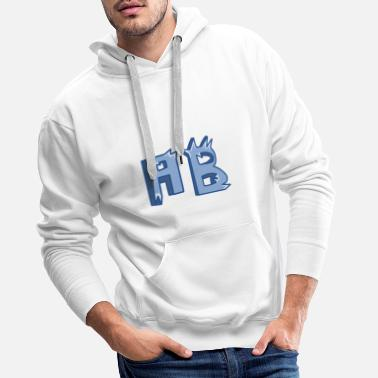iced out AB Jumper - Men's Premium Hoodie