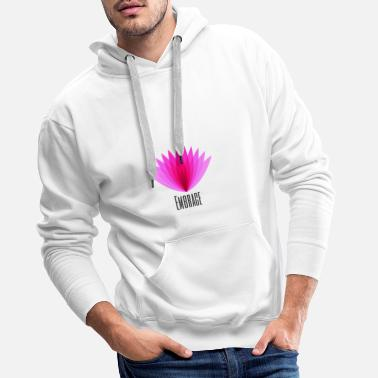 Embracement Embrace - Men's Premium Hoodie