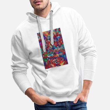 many things 2021 13 - Men's Premium Hoodie
