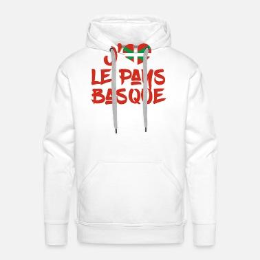 ad0157fa272f6 j'aime le Pays Basque T-shirt Homme | Spreadshirt
