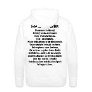 Maler Und Lackierer/Malerin/Maler Unser/Malerunser   Männer Premium Hoodie