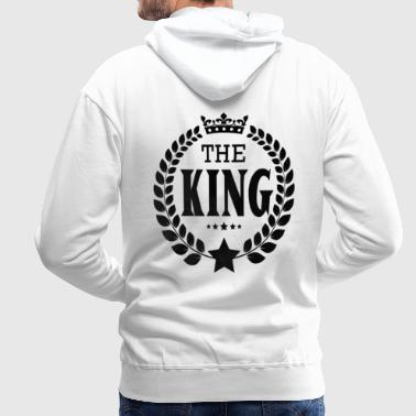 ROYAL THE KING transparence logo - Männer Premium Hoodie