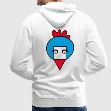 Pop meets Pop Art - Men's Premium Hoodie