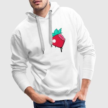 Strawberry - Men's Premium Hoodie