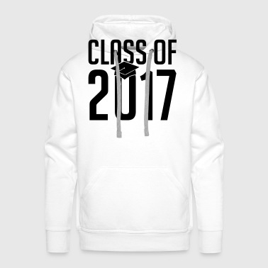 Class of 2017 - Men's Premium Hoodie