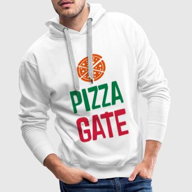 PIZZA GATE - Men's Premium Hoodie