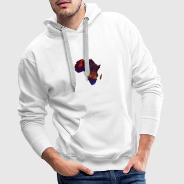 Africa - Colorful - Men's Premium Hoodie