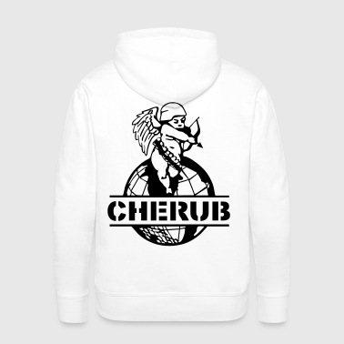 Cherub Campus - Teenage Premium T-Shirt - Men's Premium Hoodie