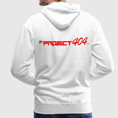 project404 final red - Men's Premium Hoodie