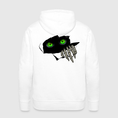 monster - Sweat-shirt à capuche Premium pour hommes