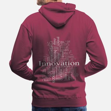 Innovation innovation - Sweat à capuche premium Homme