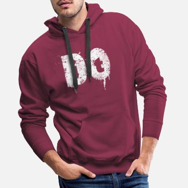 DO IT Fitness Motivation - Men's Premium Hoodie