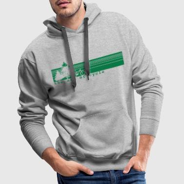 The art of cycle - Männer Premium Hoodie
