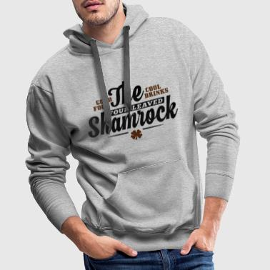 The Four-Leaved Shamrock - Männer Premium Hoodie