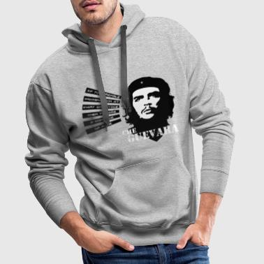 Che Guevara If you tremble with Indignation Wome - Men's Premium Hoodie