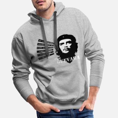 Che Guevara Che Guevara If you tremble with Indignation Tee  - Sweat-shirt à capuche Premium pour hommes