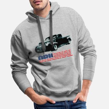 97c33dffad84 Pick Up Pick-Up in black - Men s Premium Hoodie