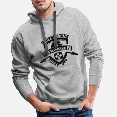 Stronger Be stronger - Men's Premium Hoodie