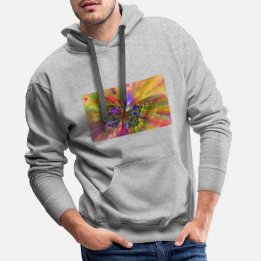 Arrangement Art - Men's Premium Hoodie