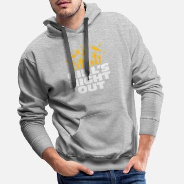 Girls Night Out Girls Night Out! - Men's Premium Hoodie