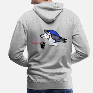 Counter Strike Crappy Pony Counter-Strike - Men's Premium Hoodie