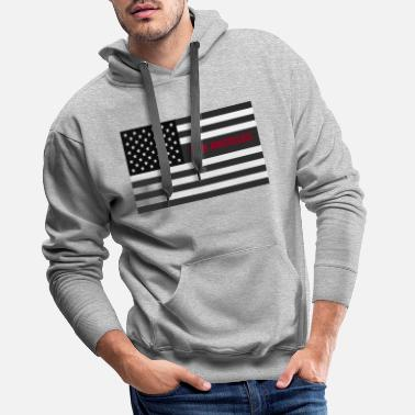 Los Angeles los Angeles - Men's Premium Hoodie
