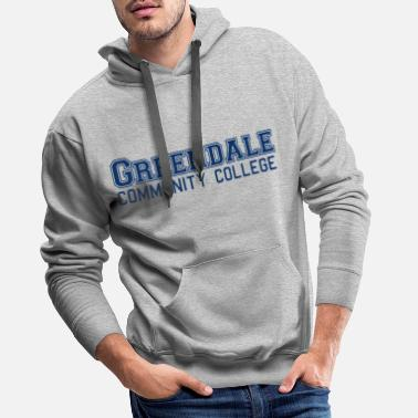 Community Greendale Community Colllege - Men's Premium Hoodie