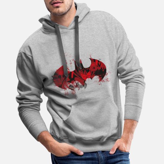 Pull /à capuche Logo Batman Unisexe