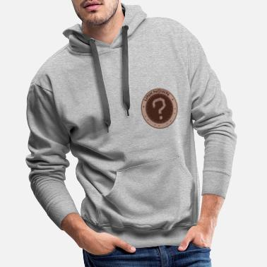 Unknown Patch Style - Men's Premium Hoodie