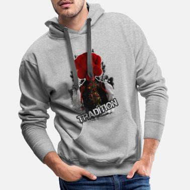 Black Forest tradition - Men's Premium Hoodie