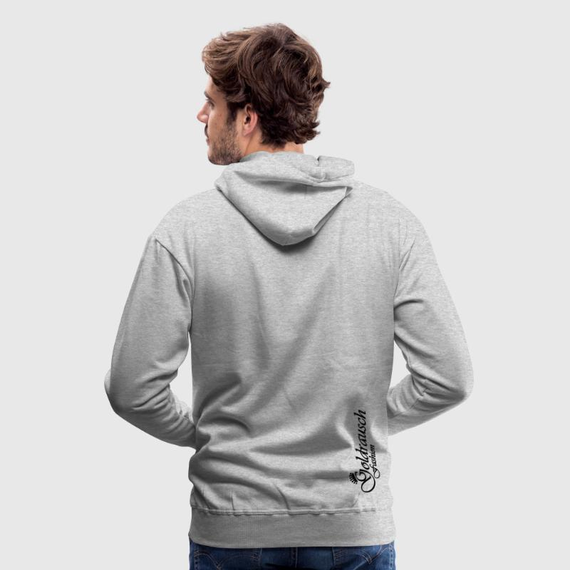banksy is game over - Mannen Premium hoodie