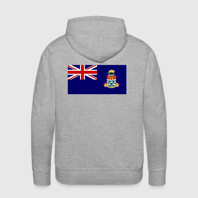 National flag of the Cayman Islands - Men's Premium Hoodie
