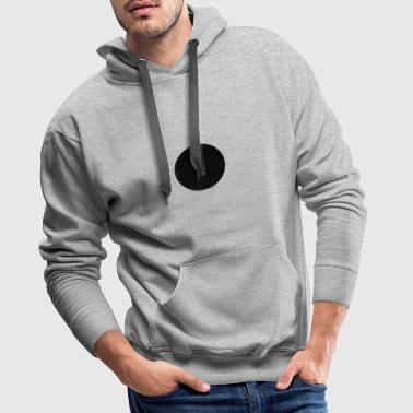 Point - Men's Premium Hoodie