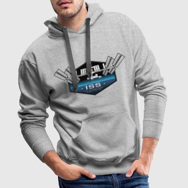 International Space Station (ISS) - Men's Premium Hoodie