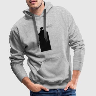 Spray can - Men's Premium Hoodie