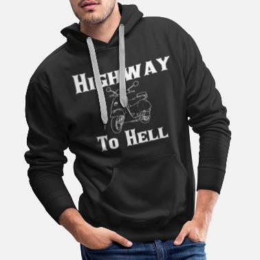 Highway To Hell Highway To Hell - Männer Premium Hoodie
